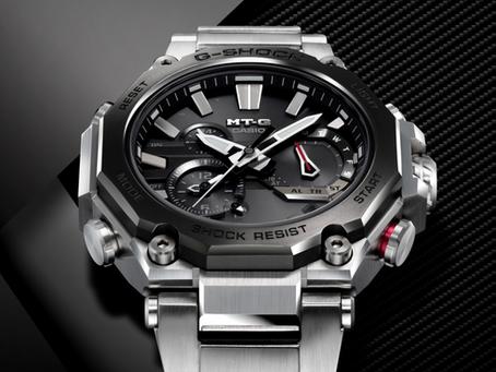 G-Shock: ALL NEW MT-G Models MTG-B2000