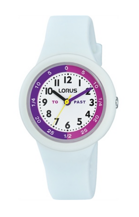 Lorus RRX95EX-9 White