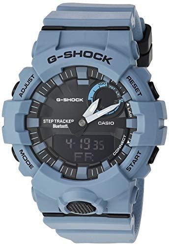 G-Shock GBA-800UC-2A Grey Blue