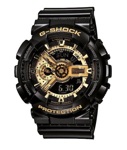 G-Shock GA-110GB-1A Black/Gold