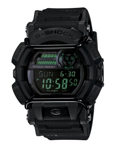 G-Shock GD-400MB-1D Black