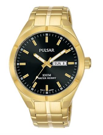 Pulsar PJ6102X Gold/Black