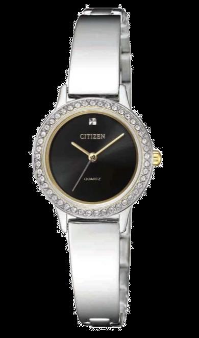 Citizen EJ6134-50E Silver/Black