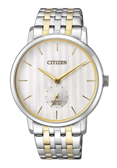 Citizen BE9174-55A Silver/Gold