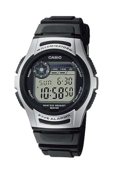 Casio W213-1 Black