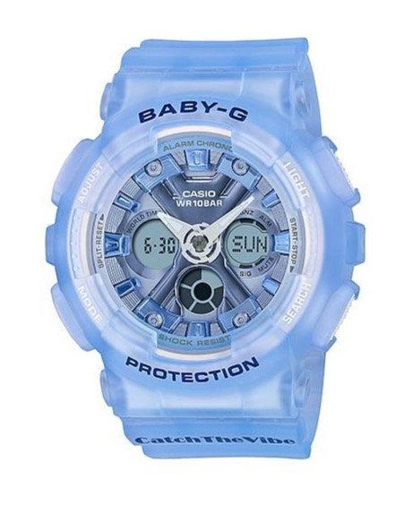 Baby-G BA-130CV-2A Blue