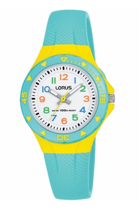 Lorus R2353MX-9 Aqua/Yellow