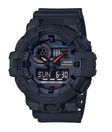 G-Shock GA700BMC-1A Black