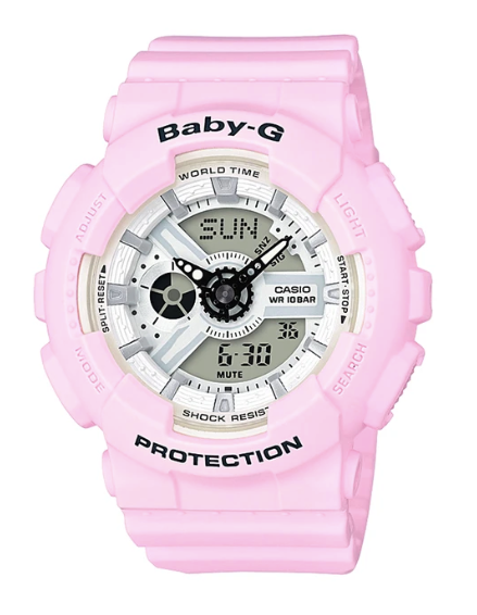 Baby-G BA-110BE-4A Pink
