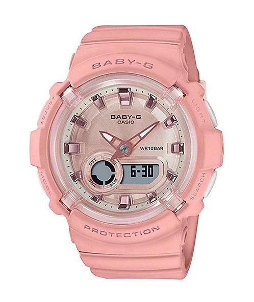 Baby-G BGA-280-4A Peach Pink