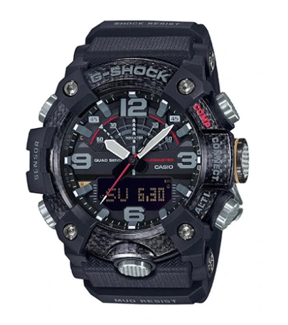 G-Shock Mudmaster GG-B100-1ADR Black