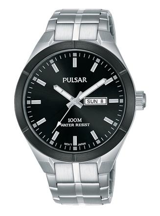 Pulsar PJ6103X Silver/Black