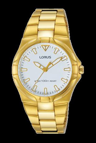 Lorus RG266LX-9 Gold/White