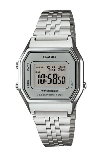 Casio LA680WA-7D Silver