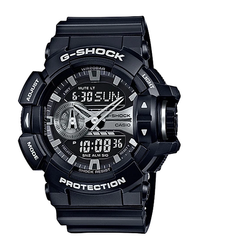 G-Shock GA-400GB-1A Black