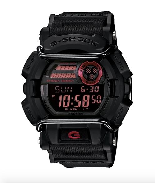 G-Shock GD-400-1D Black