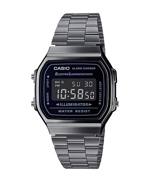 Casio A-168WGG-1B Dark Grey