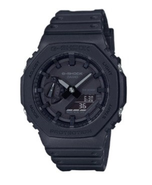 G-Shock Carbon Core GA-2100-1A1 Black