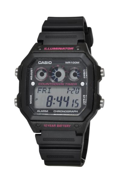 Casio AE1300WH-1A2 Black
