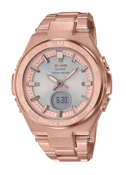Baby-G G-MS MSG-S200DG-4A Rose Gold
