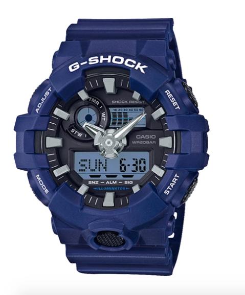 G-Shock GA-700-2A Blue