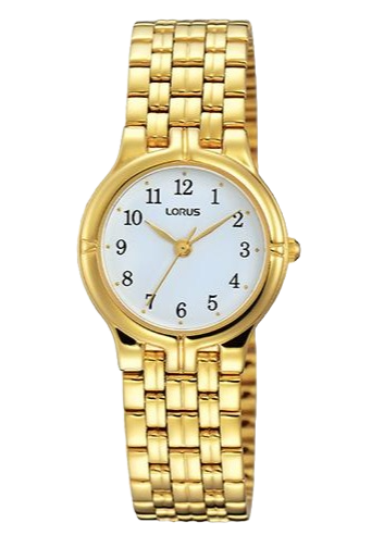 Lorus RRS62VX-9 Gold/White