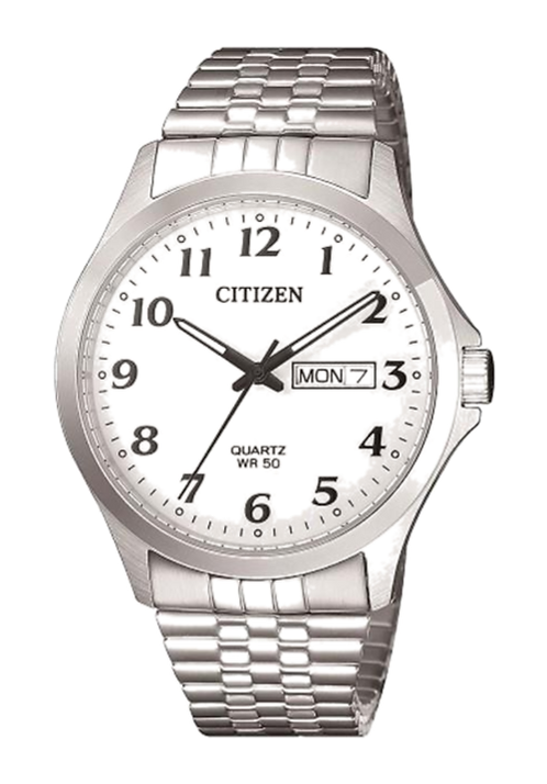 Citizen BF5000-94A Silver/White