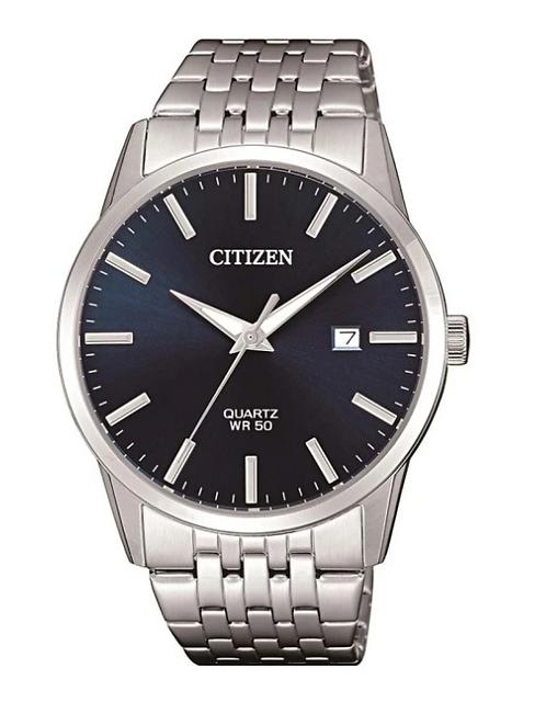 Citizen BI5000-87L Silver/Navy