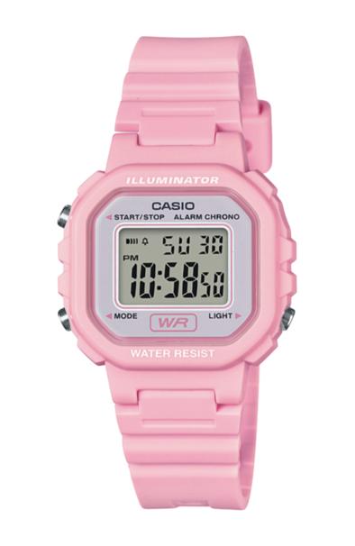 Casio LA20WH-4A1 Pink
