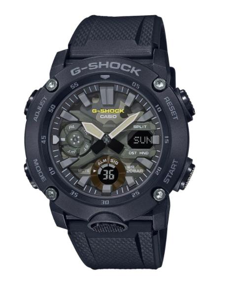 G-Shock GA2000SU-1A Black