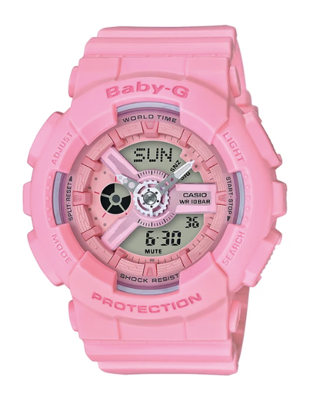 Baby-G BA-110-4A1 Pink