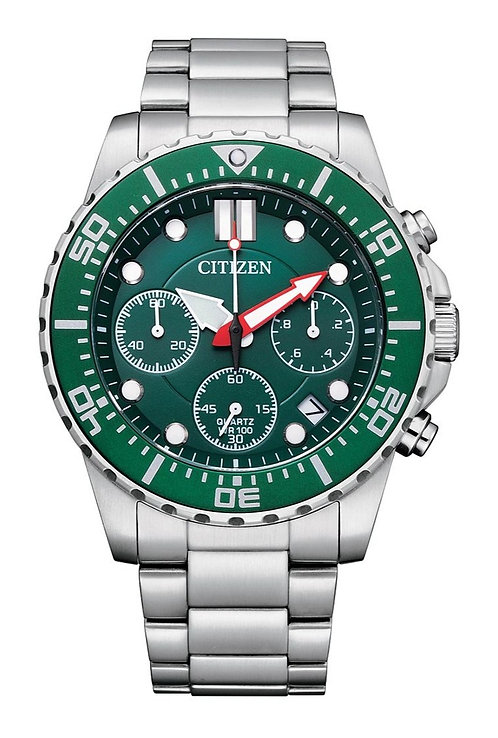 Citizen AI5000-80X Green/Silver