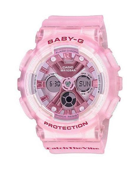 Baby-G BA-130CV-4A Pink