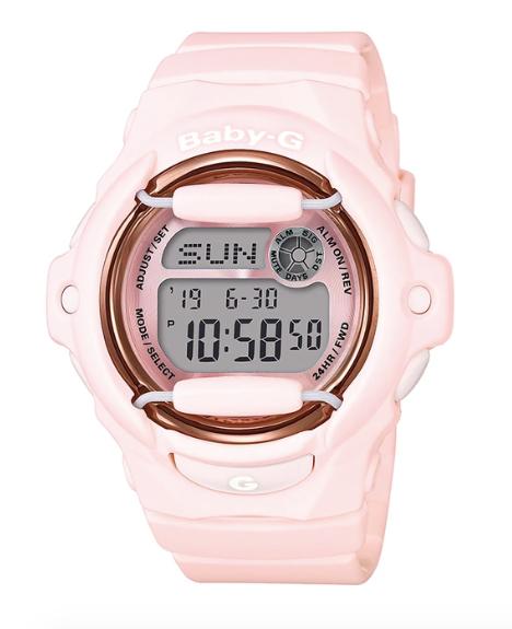 Baby-G BG-169G-4B Pink/Rose Gold
