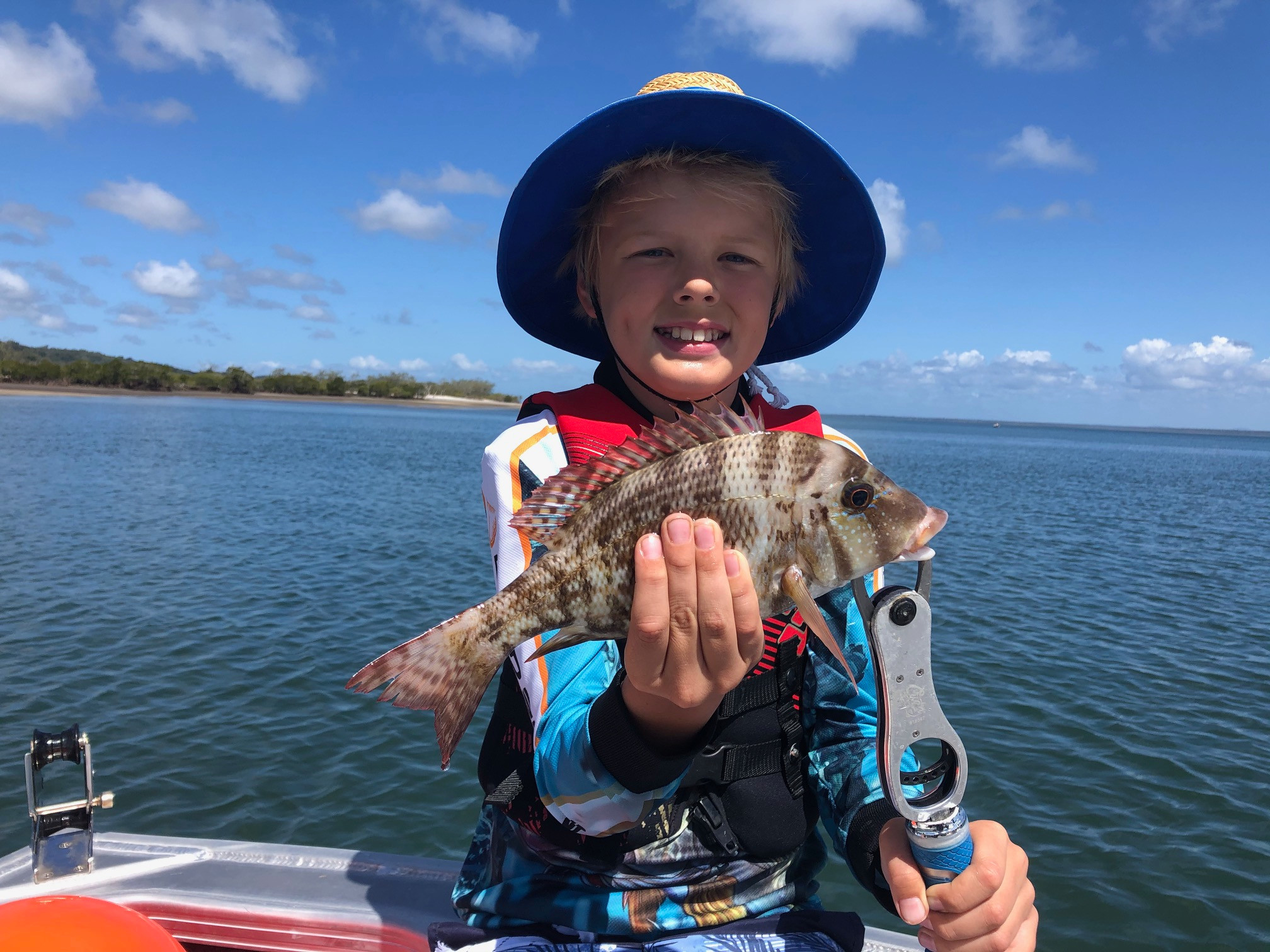 Shared Booking Half Day Fishing Charter