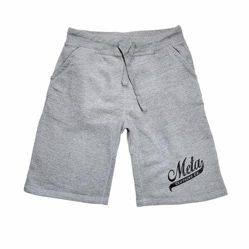 Fleece Shorts - Sports Grey