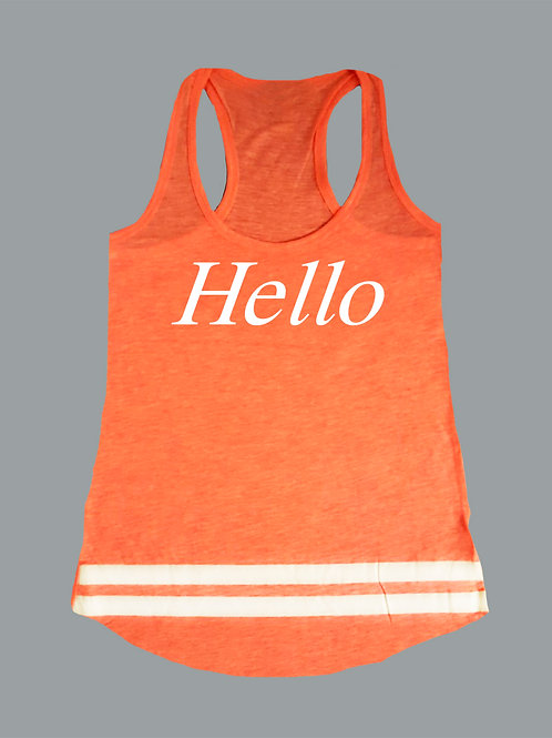 Hello - Coral