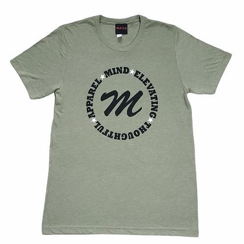 M Circle - Olive