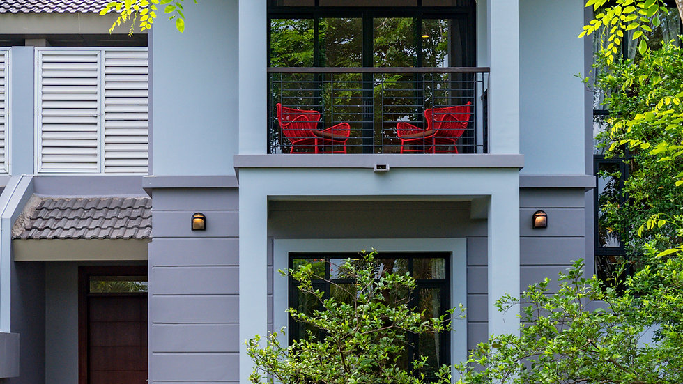 Rose Garden Townhouse (Furnished)
