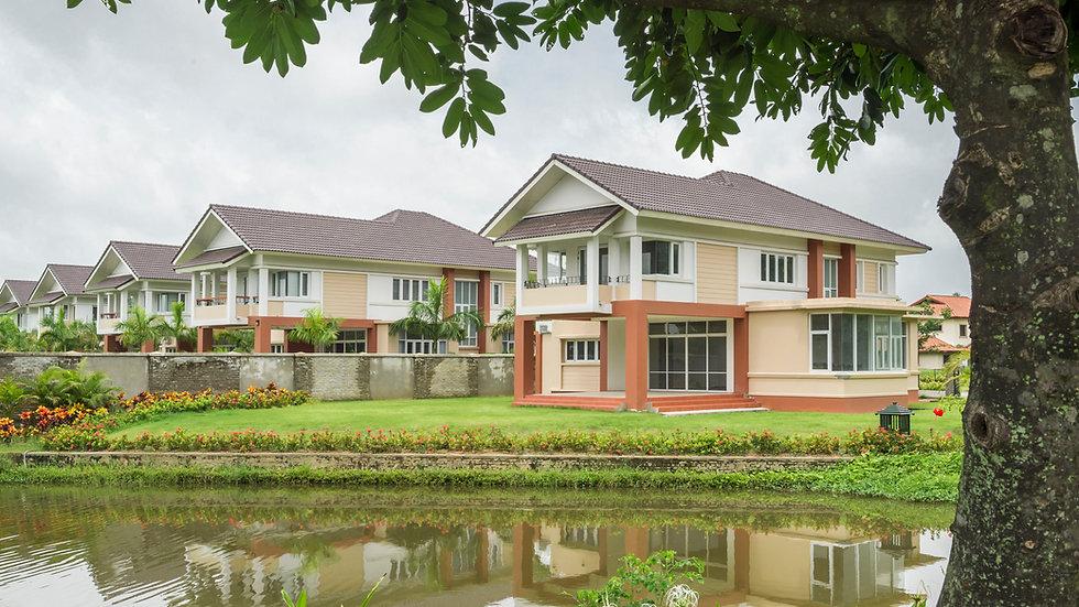 Fairway Villa (Unfurnished)