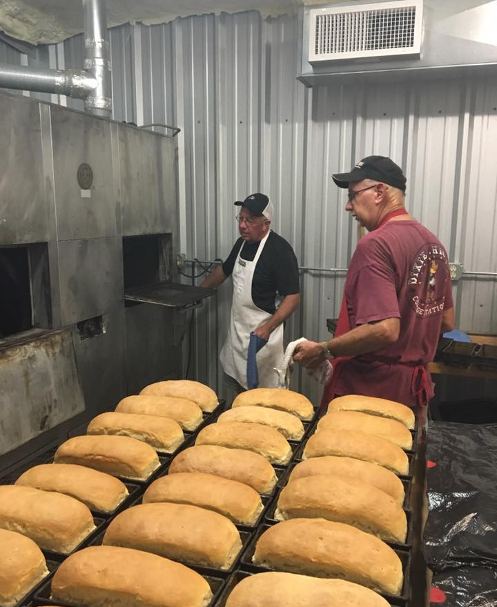 Making Beer Bread