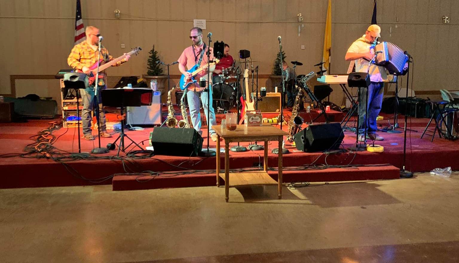 Ennis Czech Boys Band