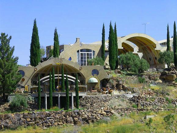 Arcosanti center. Arizona