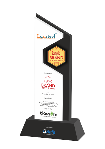 Lansteel Iconic Brand of the year