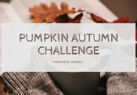 Le Pumpkin Autumn Challenge