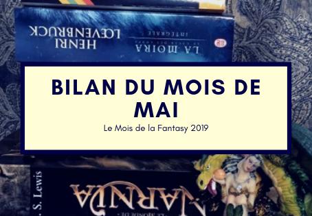 Bilan du mois de Mai : Mois de la Fantasy