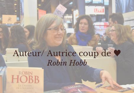 Auteur/ autrice coup de ♥ : Robin Hobb