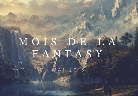 Le mois de la Fantasy