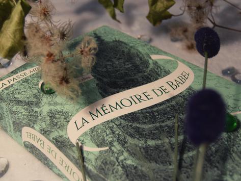 La Passe-Miroir, La Mémoire de Babel, Christelle Dabos