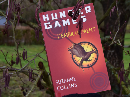 Hunger Games, L'Embrasement, Suzanne Collins